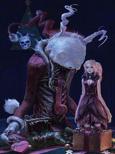A rabbit's daydream:Lolita by *noah-kh on deviantART
