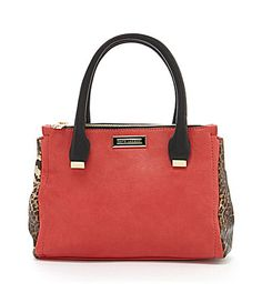 55.30 Kate Landry Small Satchel #Dillards
