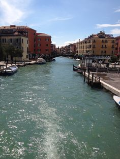 My own photo of Venice