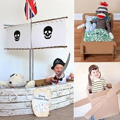 8 Incredible DIY Cardboard Box Projects