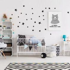 noir étoiles