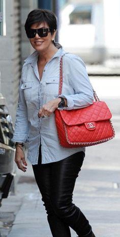 Love Kris Jenner's bag