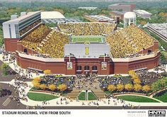 Kinnick Stadium Iowa City, Iowa