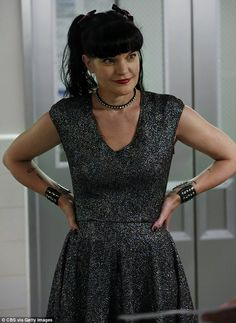 Hanging up her lab coat: Actress Pauley Perrette has announced she'll be leaving her role as Abby Sciuto on NCIS