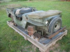 Military Jeeps - Willys, Ford and Hotchkiss For Sale Old Jeep, Jeep Cj, Jeep Truck, 4x4 Trucks, Army Surplus Vehicles, Military Vehicles, Military Equipment For Sale, Jeep Willis, Military Jeep