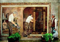 I murales di Sardegna