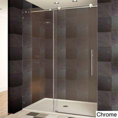 LessCare Tempered Glass Frameless Shower Door - Overstock™ Shopping - Big Discounts on LessCare Shower Doors