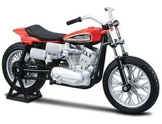 maisto harley davidson 1972 xr750 bicicleta de carreras 118 escala diecast modelo moto - Categoria: Avisos Clasificados Gratis  Estado del Producto: NuevoMaisto HarleyDavidson1972 XR750 Racing BikeThe HarleyDavidson XR750 is a racing motorcycle made by HarleyDavidson since 1970, primarily for dirt track racing, but also for road racing in the XRTT variant The XR750 was designed in response to a 1969 change in AMA Grand National Championship rules that levelled the playing field for makes…