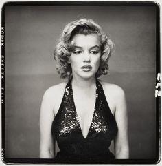 Marilyn Monroe por Richard Avedon, 1957. Veja também: http://semioticas1.blogspot.com.br/2012/11/retrato-de-marilyn.html