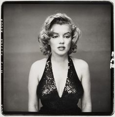 "Marilyn Monroe, actress, New York  Richard Avedon (American, 1923-2004)    May 6, 1957. Gelatin silver print, printed 1989, 7 15/16 x 7 13/16"" (20.2 x 19.8 cm). Carl Jacobs Fund. © 2011 The Richard Avedon Foundation"