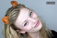 Tierohren Fox mit Haarreif von soulita auf Etsy