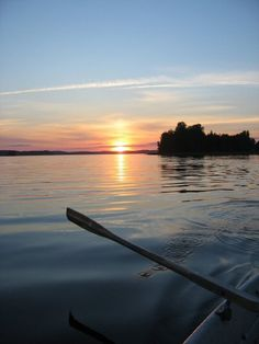 Rowing in Lake Roine, Finland by Visit Finland, via Flickr