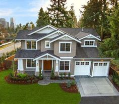 Craftsman House Plan with Optional Lower Level - 23650JD   2nd Floor Master Suite, Bungalow, Butler Walk-in Pantry, CAD Available, Craftsman, Den-Office-Library-Study, Jack & Jill Bath, Luxury, Media-Game-Home Theater, Northwest, PDF, Photo Gallery, Premium Collection   Architectural Designs