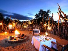 Best Honeymoon Places in Africa Kruger National Park, National Parks, South Africa Honeymoon, Safari Wedding, Safari Party, Best Places To Honeymoon, Africa Destinations, Game Lodge, River Lodge