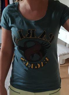 Kaufe meinen Artikel bei #Kleiderkreisel http://www.kleiderkreisel.de/damenmode/t-shirts/131187870-t-shirt-grun-jacqueline-de-yong