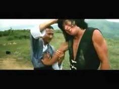 Hapkido Lessons by Grandmaster Ing-Sik Whang  in Jackie Chan's Young Master film.
