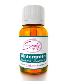 #Wintergreen helped increase their respiratory capacities. #SimplyAroma #EssentialOils #Health Wintergreen