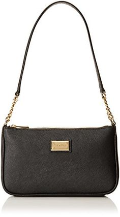 d65109d064 Calvin Klein Saffiano Demi Shoulder Bag, Nude, One Size: Handbags:  Amazon.com