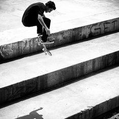 #skate #skater #skateboard #skateboarding #skatergirl #sk8 #extreme #blackandwhite #ingravidos I