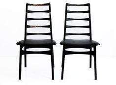 Pair of Drylund Denmark Chairs