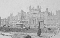 Eaton Hall - 1865