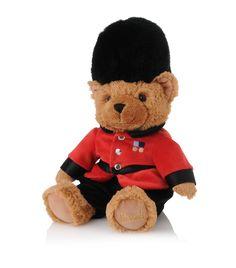 HARRODS  Guardsman Bear
