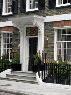 Number one buckingham place fictional home of the the prisoner patrick mcgoohan 1960s Victoria 2nd August 2010 16:32.46pm