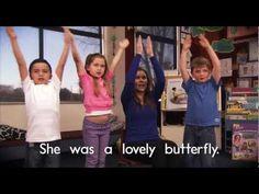 Fuzzy Little Caterpillar - YouTube