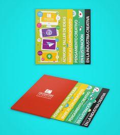 Leaflets for Educational Programs on Behance