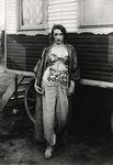 August Sander's Circus artiste (1926-1932).