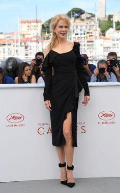 Nicole Kidman Versace - Cannes 2017