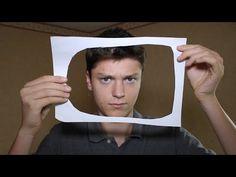 Enervez Vos Amis Avec Une Feuille ! - YouTube