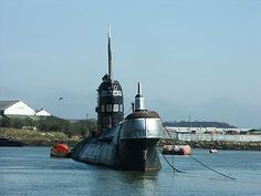 Submarine on the Medway river , you can see it from Rochester Bridge Tug Boats, See It, Bridge, Train, River, Spaces, Adventure, Bridges, Bro
