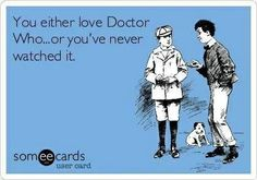 Doctor Who reality.