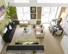 Easy Small Living Dining Room Combo Decorating Ideas | Eating ...