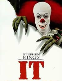 Stephen King's IT Movie Version with Tim Curry and John Ritter, amongst other famous actors and actresses Horror Movie Posters, Best Horror Movies, Cinema Posters, Sci Fi Movies, Scary Movies, Great Movies, Awesome Movies, Comedy Movies, Stephen King It