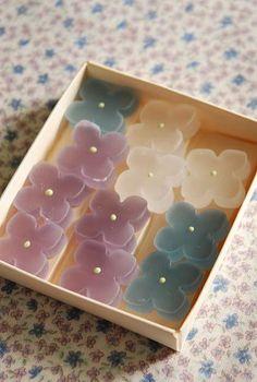 【おすすめ和菓子】あじさい |【東京】器と雑貨と古道具のお店 みずたま雑貨店