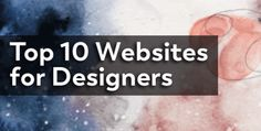In this month's roundup of websites for designers, you'll find font pairing tools, interesting portfolio sites, a product graveyard and more.