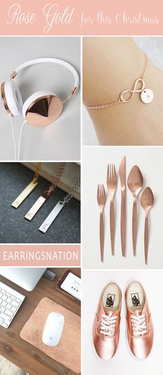 Rose Gold for this Christmas