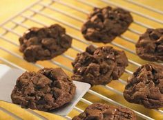 Double Mint Cookies