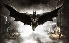 Batman: Arkham Knight scored by Call of Duty: Ghosts composer - http://videogamedemons.com/news/batman-arkham-knight-scored-by-call-of-duty-ghosts-composer/