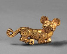 Tiger  金虎  Warring States period (475–221 BCE)
