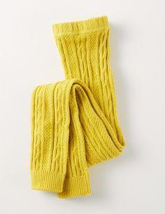 Leggings mit Zopfstrickmuster 53052 Socken und Strumpfhosen bei Boden