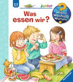 Was essen wir? | Wieso? Weshalb? Warum? | Bücher | Produkte | Was essen wir?