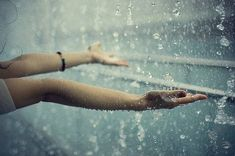 "» INSPIRATION # 38, ""Under the Rain"""