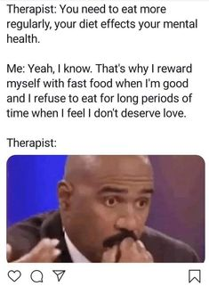 Really Funny Memes, Stupid Funny Memes, Funny Relatable Memes, Haha Funny, Funny Cute, Hilarious, Lol, Mental Health Memes, Therapy Humor