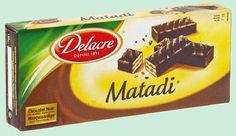 DELACRE Matadi 125gr Biscuit Delacre, Biscuits, Snack Recipes, Snacks, C'est Bon, Chips, Candy, Food, Crack Crackers