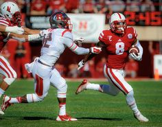 The Cornhuskers beat Rutgers 42-24 to move to (7-1)  on the Season
