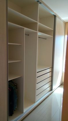 Wardrobe Design Bedroom, Wardrobe Closet, Closet Bedroom, Bedroom Decor, Modern Closet, Teenage Room, Dressing Room, Closets, Cupboard