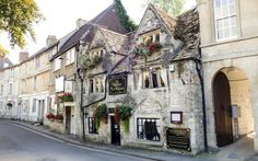 The Bridge tea rooms in Bradford on Avon